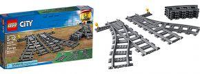 LEGO 60238 Weichen | LEGO CITY kaufen
