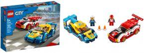 LEGO 60256 Rennwagen Duell   LEGO CITY kaufen