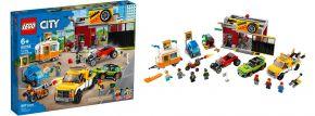 LEGO 60258 Tuning Werkstatt | LEGO CITY kaufen