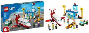 LEGO 60261 Flughafen | LEGO CITY kaufen