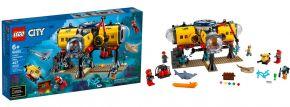 LEGO 60265 Meeresforschungsbasis | LEGO CITY kaufen