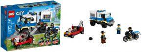 LEGO 60276 Polizei Gefangenentransporter | LEGO CITY kaufen
