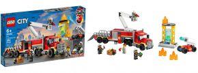 LEGO 60282 Mobile Feuerwehreinsatzzentrale | LEGO CITY kaufen