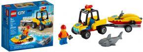 LEGO 60286 Strand-Rettungsquad   LEGO CITY kaufen
