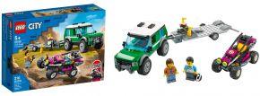 LEGO 60288 Rennbuggy-Transporter   LEGO CITY kaufen