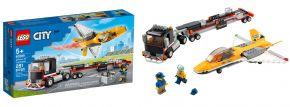 LEGO 60289 Flugshow-Jet-Transporter | LEGO CITY kaufen
