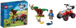 LEGO 60300 Tierrettungs-Quad | LEGO CITY kaufen