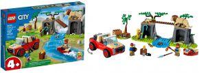 LEGO 60301 Tierrettungs-Geländewagen | LEGO CITY kaufen