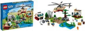 LEGO 60302 Tierrettungseinsatz | LEGO CITY kaufen
