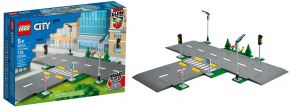LEGO 60304 Straßenkreuzung mit Ampeln | LEGO CITY kaufen