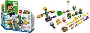 LEGO 71387 Abenteuer mit Luigi - Starterset   LEGO SUPER MARIO kaufen