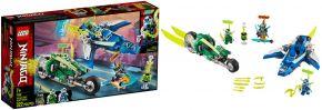 LEGO 71709 Jay und Lloyds Power-Flitzer | LEGO NINJAGO kaufen