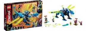 LEGO 71711 Jays Cyber Drache | LEGO NINJAGO kaufen