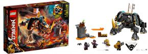 LEGO 71719 Zanes Mino-Monster | LEGO NINJAGO kaufen