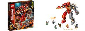 LEGO 71720 Feuer-Stein-Mech | LEGO NINJAGO kaufen