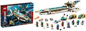 LEGO 71756 Wassersegler | LEGO NINJAGO kaufen