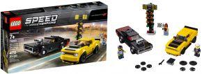 LEGO 75893 Dodge Challenger und Dodge Charger | LEGO Speed Champions kaufen