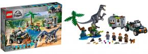 LEGO 75935 Baryonyx Kräftemessen: die Schatzsuche | LEGO JURASSIC WORLD kaufen
