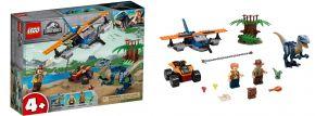 LEGO 75942 Velociraptor: Rettungsmission mit dem Doppeldecker | LEGO JURASSIC WORLD kaufen