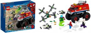 LEGO 76174 Spider-Mans Monstertruck vs. Mysterio | LEGO MARVEL SPIDERMAN kaufen