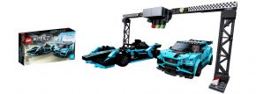 LEGO 76898 Jaguar I-Pace eTROPHY und Formula E Gen2 car | LEGO Speed Champions kaufen