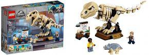 LEGO 76940 T. Rex-Skelett in der Fossilienausstellung | LEGO JURASSIC WORLD kaufen