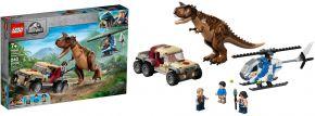 LEGO 76941 Verfolgung des Carnotaurus | LEGO JURASSIC WORLD kaufen