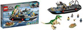LEGO 76942 Flucht des Baryonyx | LEGO JURASSIC WORLD kaufen