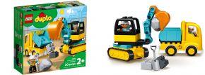 LEGO 10931 Bagger und Laster | LEGO DUPLO kaufen