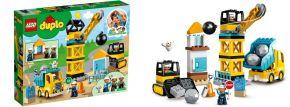 LEGO 10932 Baustelle mit Abrissbirne | LEGO DUPLO kaufen