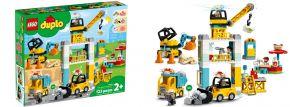 LEGO 10933 Große Baustelle mit Licht und Ton | LEGO DUPLO kaufen