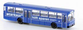 LEMKE LC4022 MB O 307 Überlandbus DB Wertkauf | Bus-Modell 1:160 kaufen