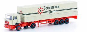 LEMKE LC4060 MAN F90 Sattelzug Gerolsteiner Stern   Lkw-Modell 1:160 kaufen