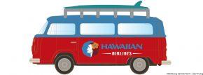 LEMKE LC3923 VW T2 Surfbus Hawaii   Modellauto 1:160 kaufen