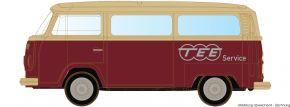 LEMKE LC3926 VW T2 Bus TEE Service   Modellauto 1:160 kaufen