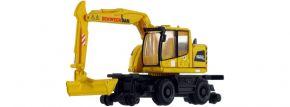 LEMKE LC4258 Liebherr A922 Rail Schweerbau | Baumaschinenmodell 1:160 kaufen