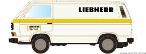 LEMKE LC4341 VW T3 Liebherr Service   Modellauto 1:160 kaufen