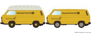 LEMKE LC4343 VW T3 2er Set Deutsche Post AG   Modellautos 1:160 kaufen