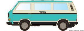 LEMKE LC4348 VW T3 Bus Deutsche Touring   Modellauto 1:160 kaufen