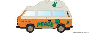 LEMKE LC4351 VW T3 Westfalia Camper Graffiti   Modellauto 1:160 kaufen