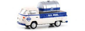 LEMKEcollection LC3893 VW Bus T2 Pritsche mit Tank ARAL   1:160 kaufen