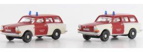 Lemke LC4113 Auto-Set 2-tlg. VW 1600 L Variant Feuerwehr   Spur N kaufen