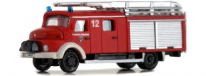 LEMKE LC4202 MB LF 16-TS 112 Feuerwehr Düsseldorf | Blaulichtmodell 1:160 kaufen