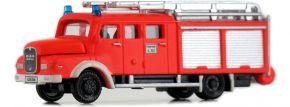 LEMKE LC4221 MAN LF 16 leuchtrot, Feuerwehr | Blaulichtmodell 1:160 kaufen