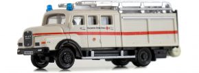LEMKE LC4223 MAN LF 16 Gerätewagen DRK | Blaulichtmodell 1:160 kaufen