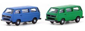 Lemke LC4330 VW T3 Bus blau | Auto-Modell Spur N 1:160 kaufen