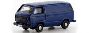 LEMKE LC4317 VW T3 Kastenwagen blau   Automodell 1:160 kaufen