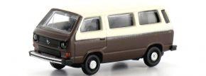 LEMKE LC4321 VW T3 creme braun   Automodell 1:160 kaufen