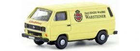 ausverkauft | Lemke LC4326 VW T3 Kasten WARSTEINER | Auto-Modell Spur N 1:160 kaufen
