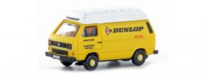 Lemke LC4329 VW T3 Kasten Hochdach DUNLOP |  Auto-Modell Spur N 1:160 kaufen